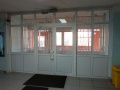 Общежитие ИРГУПС - алюминиевый витраж