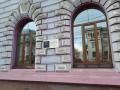 Арочные окна в Восточно Сибирском Институте МВД