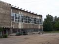 Окна в спортзал Техникума
