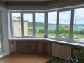 Эркерное окно с балконной дверью